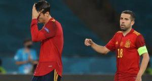 إسبانيا ضد السويد.. لابورت يدافع عن موراتا: سيسجل 3 أهداف في اللقاء المقبل