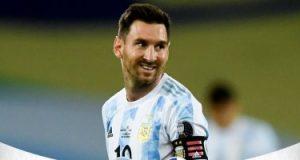 كوبا أمريكا.. ميسي أفضل لاعب في مباراة الأرجنتين ضد تشيلي